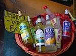 Limoncello & other spirits