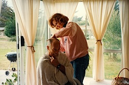 Susan Cutting Sarge's Hair.jpg